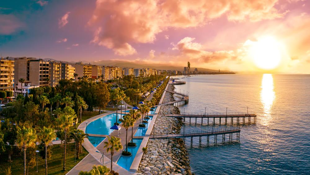 Отпуск на Кипре в августе