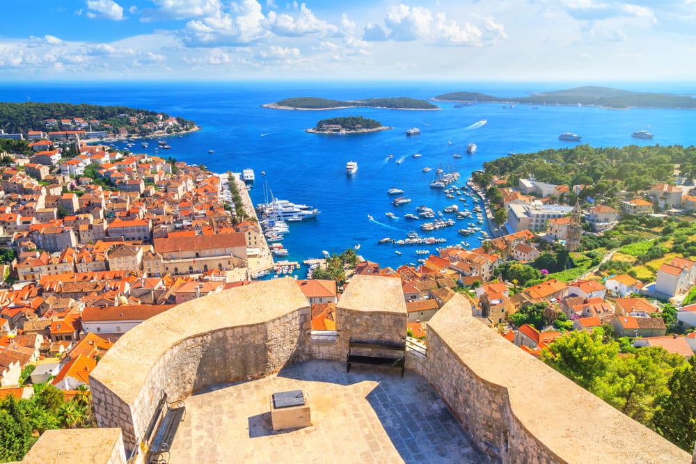 Отпуск в Хорватии в августе