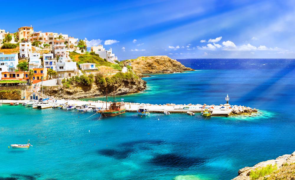 Отпуск на Крите в августе