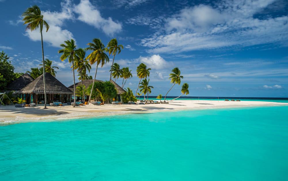 Отпуск на Мальдивах в августе