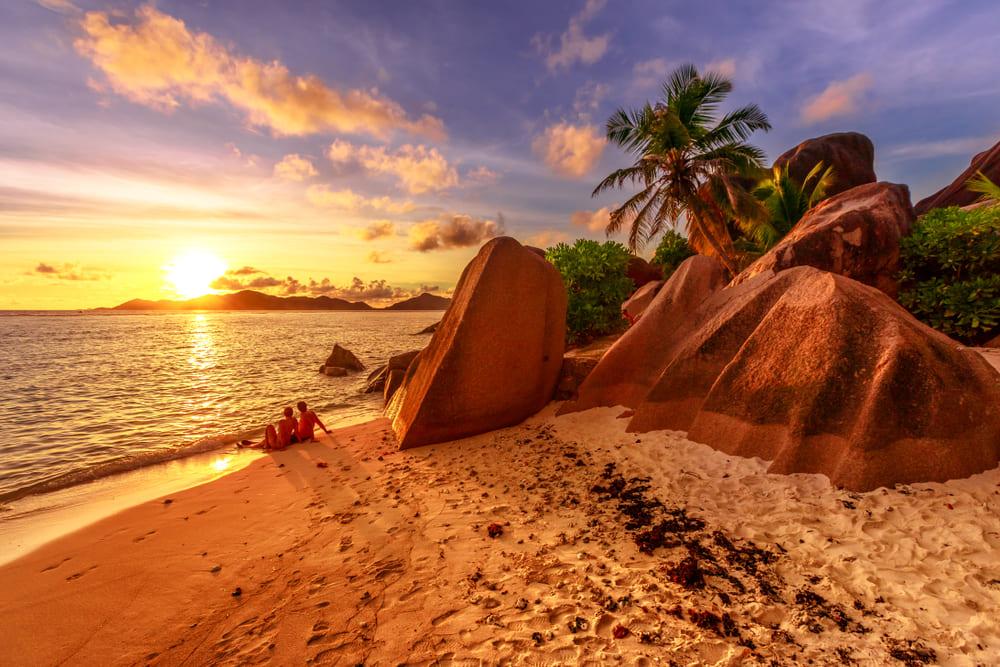 Отпуск на Сейшелах в августе